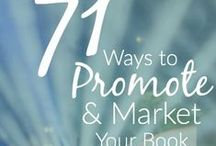 Smart Tips and Tricks / Promote, market your business or novel