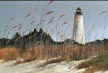 I See The Light! / Lighthouses