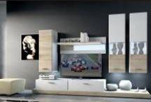 Moderné modulárne nábytkové systémy