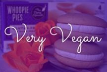 Very Vegan / We love these delicious vegan recipes to try at home! Don't forget dessert - your whoopie pies!  XO- Leslie & Carolyn