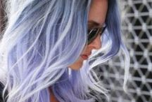 Lavender Locks / This board is dedicated to lavender (and sometimes purple) hair.