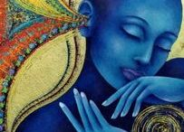 M U S E / Inspiration to evoke and celebrate the Muse in each of us - a.k.a the Throat Chakra and your clairaudient and telepathic magic that resides there