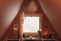 devotional spaces