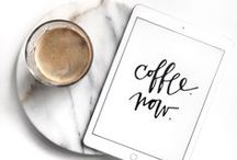 Loving - Quotes / All my favourite quotes together in one place, mostly about coffee and motivation!