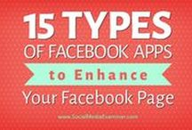Facebook / All about how to optimize Facebook for your organisation, Tips and tricks on how to make the most of your Facebook business page.