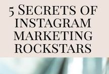 Instagram / Articles about how to maximize your impact with Instagram. Tips and tricks to make your Instagram feed more appealing and your business more approachable via social media.