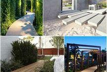 Ландшафтный дизайн   Landscape design / Ландшафтный дизайн загородных участков, резиденций, усадеб.  Проектирование и оформление сада.
