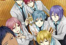 Kuroko No Basket / Este tablero es sobre el anime Kuroko no Basket.