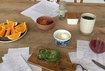 table photo