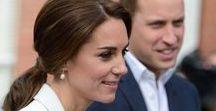 Kate Midleton / Kráľovská rodina