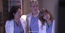 Greys anatomy / TV shows