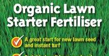 """Organic Garden Products / It is our collection of organic garden products: fertilisers and pesticides. Some of them are certified by special bodies, some of them are not certified, but still can be named """"organic"""" due to their nature."""