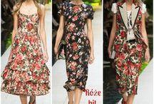 RUNWAY / fashion show, moda, runway