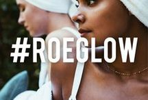 #RoeGlow / Glowy, inspirational skin from all over the world