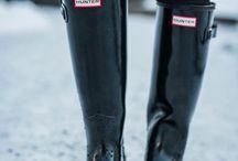 Gummistiefel / Fashion | Mode | lifestyle | Gummistiefel | Hunter Boots