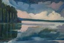 Oil Painting (glaze)
