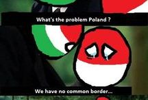 Nosz Polska / Welcome in the Poland bro, I'll  your guide