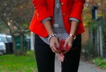 Clothes Closet / Clothing inspiration for me and my Stitch Fix stylist / by Ashley Foley
