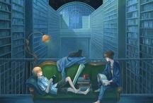 books / by Stephanie Lynn