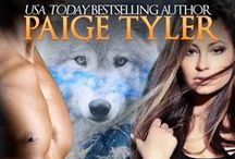 Books by Me (Epub and Indie) / by Paige Tyler Author