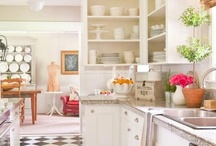 Home / Design, decor, and fixtures in residential kitchens.