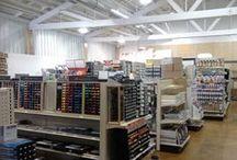 Art Material Stores