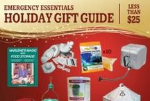 Gifts Under $25 / Holiday gift ideas for $25 or less! / by Emergency Essentials, LLC