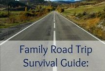 Family Trips / Family Fun / Fun ideas for family fun time, summer trips, and family roadtrips in general.