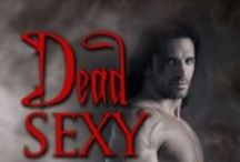 "Dead Sexy - Paranormal Romance / EPIC Award Finalist   Winner of the Gold Star Award at JERR  Cover Quotes:   ""Move over vamp heroes. The zombies are coming to town and they're DEAD SEXY.""  - Cynthia Eden, USA Today Bestselling Author   ""Loved this book. Paige Tyler has a real flair for combining hot romance with the paranormal.""  - Desiree Holt, Bestselling Author  Can her love save him from a fate worse than death? http://www.paigetylertheauthor.com/BooksDeadSexy.html   Buy it at Amazon, B&N and ARe! / by Paige Tyler Author"