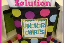 Classroom Organization / Ideas for organizing a classroom to help make the teacher's job easier. Includes DIY tips, organizing on a budget and ideas for flexible seating.