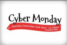 Cyber Monday Deals  / Check out our Cyber Monday deals on Preparedness Gear / by Emergency Essentials, LLC