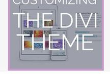 DIVI Theme WordPress Websites / Websites created using the Divi Theme for #WordPress