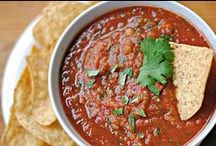 Skinnytaste- Dips/Appetizers / Tasty and healthy dip and appetizer recipes (includes nutritional values and WW point values)