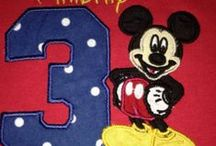 Chase's 3rd Birthday - Mickey Mouse Clubhouse / by Michelle Langley