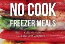 Recipes (freezer) / by Julie Smith
