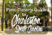 Charleston / Travel ideas for Charleston- what to do, what to see, where to eat, and where to stay.