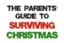 Christmas / Holiday Parenting / Tips for parenting through Christmas, Easter, Valentine's Day, Thanksgiving, and other holidays.
