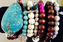 MISSION: Compassion / Compassion is always on trend. Join the movement. Handmade beaded bracelets. All bracelets are one of a kind and fund a compassion backpack of essential items distributed to the homeless.
