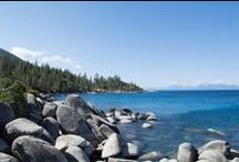 Lake Tahoe / Travel ideas for Lake Tahoe- what to do, what to see, where to eat, and where to stay during the summer.