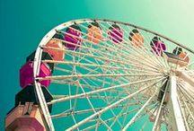 Ferris Wheels & Carousels