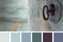 Color Inspiration - Cool / Cool Color Palettes for Art, Design, and Inspiration