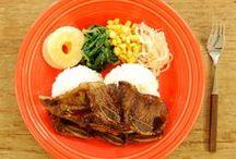 Yummy Hawaiian Oneplate / ヤミーのワンプレート・ハワイ飯