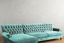 Kanapék // Couch - Sofa
