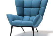 Fotelek // Armchairs
