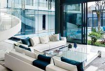 Inspirációk nappalira // Livingroom inspirations