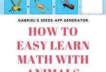 Funny Math Games for Kids | Funny Math and Teaching / Create captivating teaching apps to foster early childhood math skills with gabrielsseeds.eu