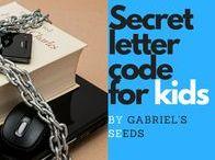 Secret Letters for Kids | Secret Codes for Kids / Secret Letters for Kids & Secret Codes for Kids - Download Apps