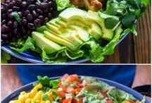 Salads & Dressings / A collection of salad recipes that are perfect for summer lunches and easy family dinners. Includes classic salads, dressings, vinaigrettes, and other creative ways to enjoy fresh fruits and vegetables.