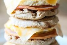 Breakfast Recipes / Start you day off nourished with these breakfast and brunch recipes including smoothies, granola, waffles, eggs, sausage, and everything in between.