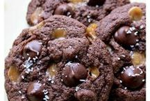 Dessert Recipes / Indulge in an assortment of sweet treats and dessert recipes. Includes pies, cookies, cakes, and fruit desserts ranging from healthy to chocolaty.